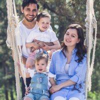 gezin Oraile klein