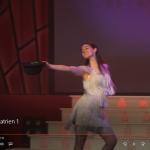 Katrien Debaene choreograaf danser Wilkommen